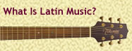 what is Latin music?